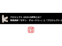 プロジェクト2020の評判